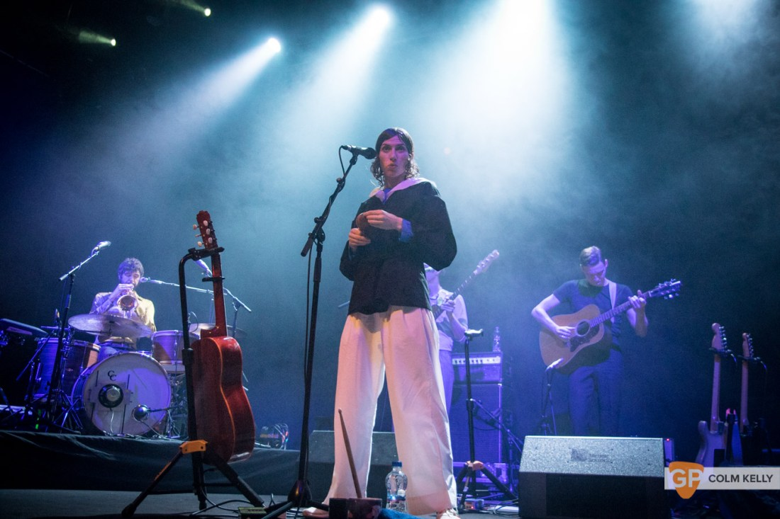 Aldous Harding at Vicar Street, Dublin 3.12.2019 Copyright Colm Kelly-72