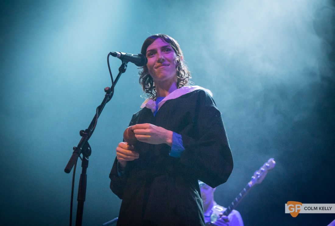 Aldous Harding at Vicar Street, Dublin 3.12.2019 Copyright Colm Kelly-73