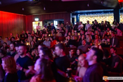 Goldenplec's Block Party Jam at The Sugar Club. Photo by Owen Humphreys. www.owen.ie-2