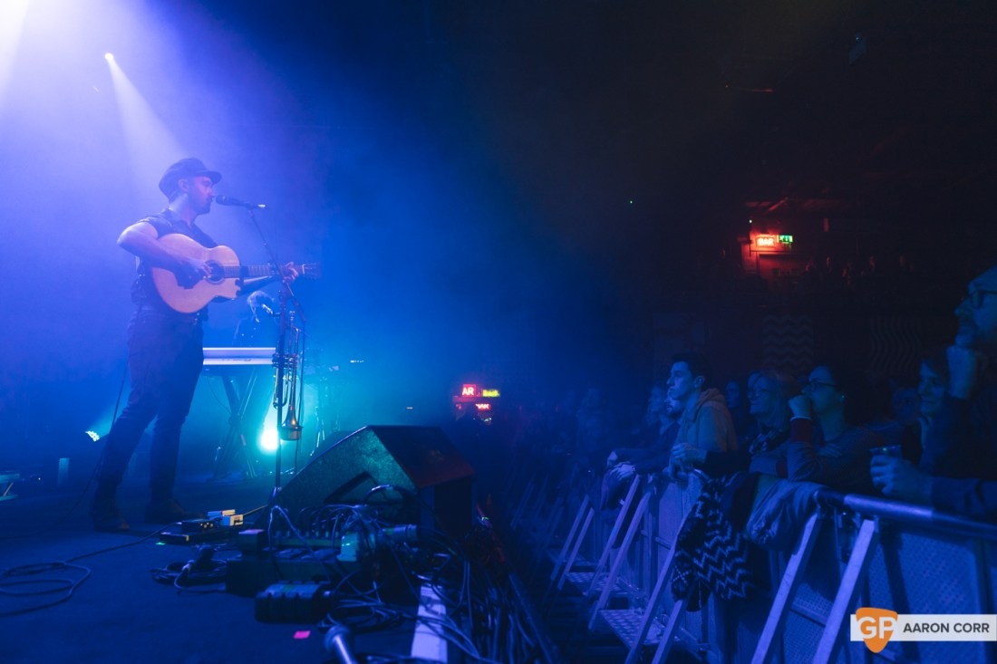 Villagers in Vicar Street, Dublin on 14-Dec-19 by Aaron Corr-0958