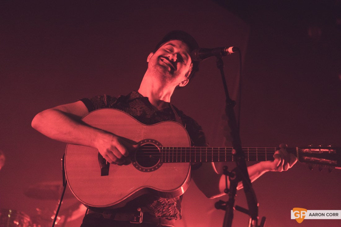 Villagers in Vicar Street, Dublin on 14-Dec-19 by Aaron Corr-1027