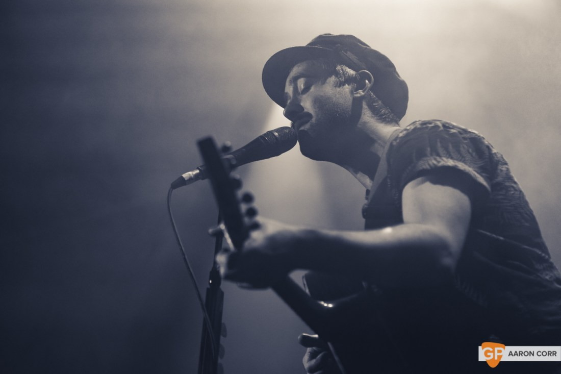 Villagers in Vicar Street, Dublin on 14-Dec-19 by Aaron Corr-1094