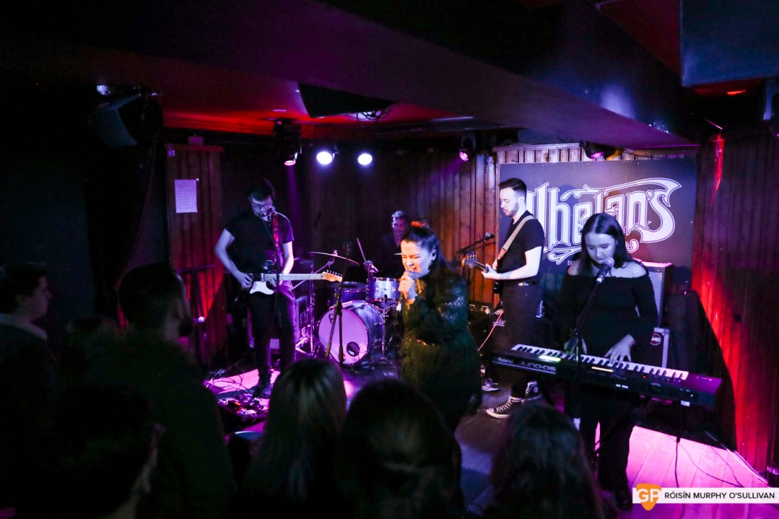 Shivs at Whelans Ones To Watch by Roisin Murphy O'Sullivan (6 of 7)