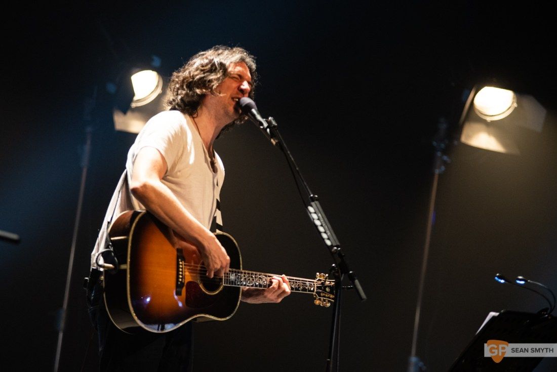 Snow Patrol at The Olympia Theatre, Dublin by Sean Smyth (15-1-20) (16 of 20)