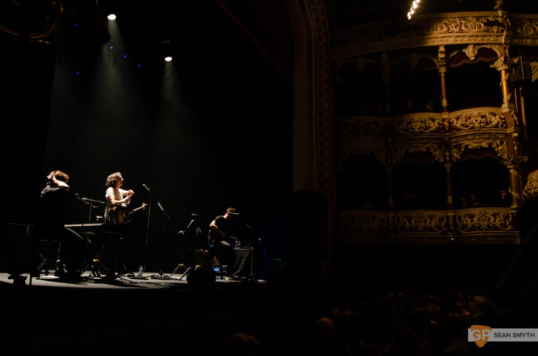 Snow Patrol at The Olympia Theatre, Dublin by Sean Smyth (15-1-20) (17 of 20)