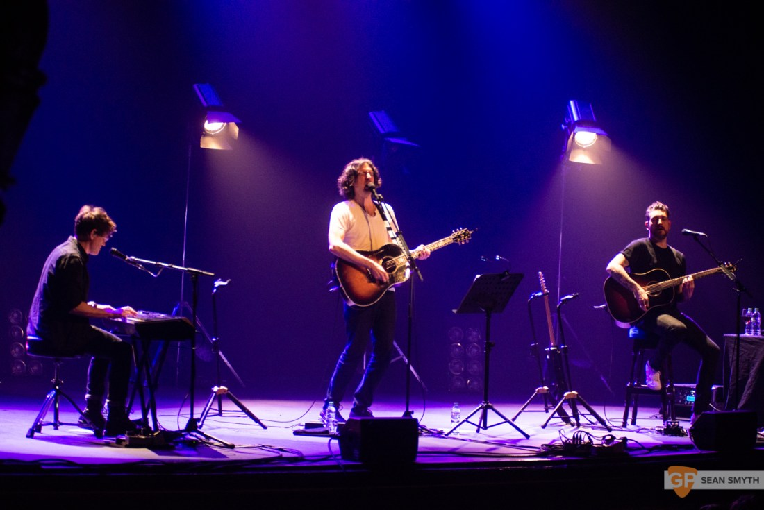 Snow Patrol at The Olympia Theatre, Dublin by Sean Smyth (15-1-20) (4 of 20)