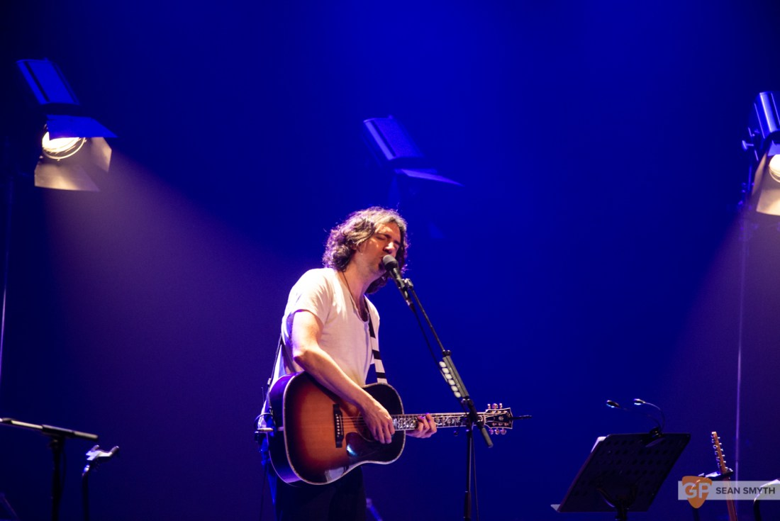 Snow Patrol at The Olympia Theatre, Dublin by Sean Smyth (15-1-20) (6 of 20)
