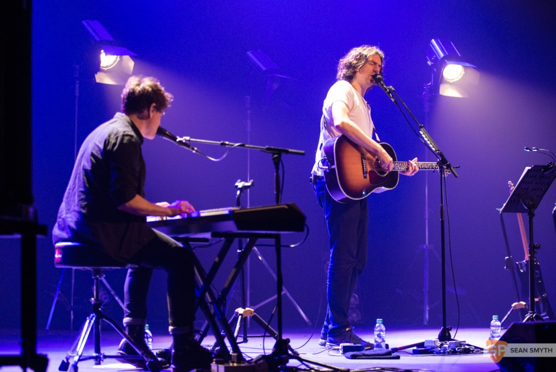 Snow Patrol at The Olympia Theatre, Dublin by Sean Smyth (15-1-20) (8 of 20)