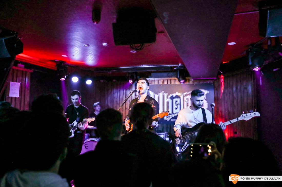 The Valmonts at Whelans Ones To Watch by Roisin Murphy O'Sullivan (6 of 7)