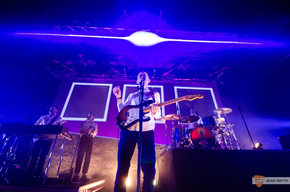 Bombay Bicycle Club at Vicar Street, Dublin by Sean Smyth (10-2-20) (10 of 13)