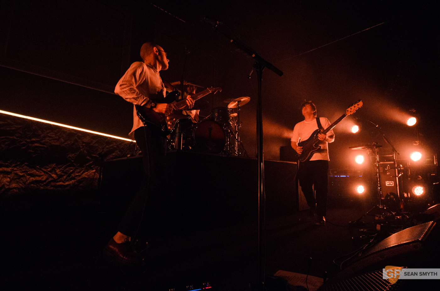 Bombay Bicycle Club at Vicar Street, Dublin by Sean Smyth (10-2-20) (12 of 13)