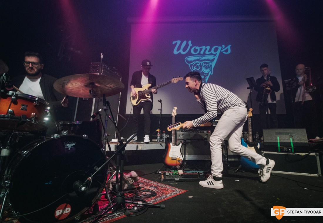 Cory Wong Button Factory Dublin February 2020 Tivodar 11
