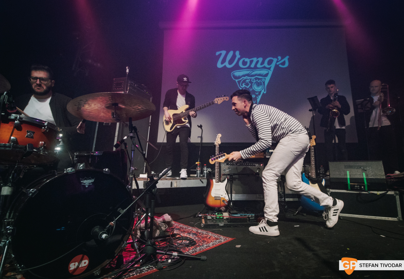 Cory Wong Button Factory Dublin February 2020 Tivodar 11