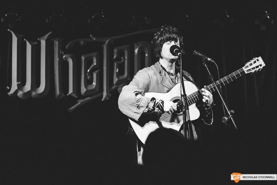 Fionn Regan performing in Whelan's to a sold out crowd. Photos by Nicholas O'Donnell. (11 of 15)