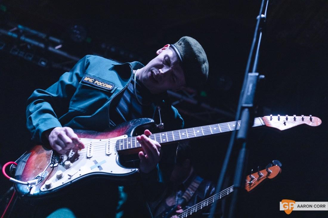 HMLTD live at The Sound House, Dublin on 17-Feb-20 by Aaron Corr-2160