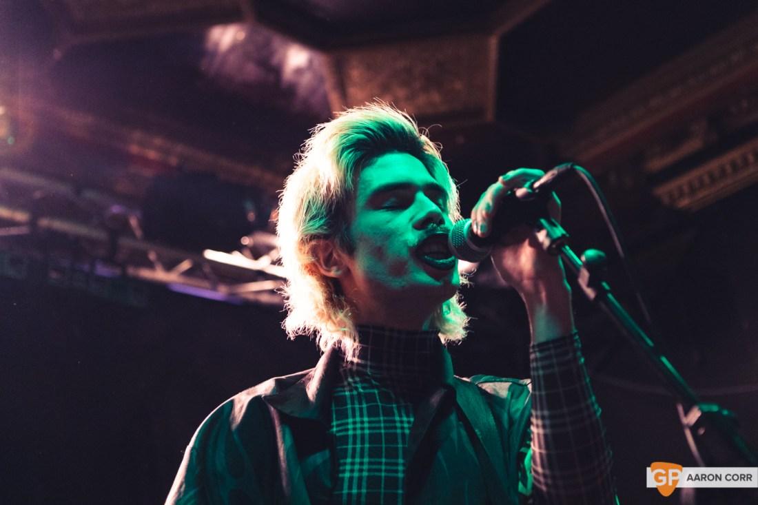 HMLTD live at The Sound House, Dublin on 17-Feb-20 by Aaron Corr-2285