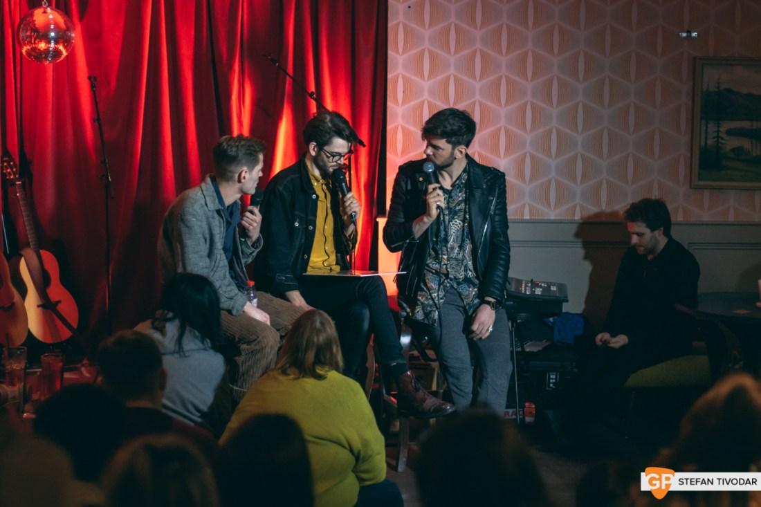 Hudson Taylor pre-album launch Whelans Dublin February 2020 Tivodar 17