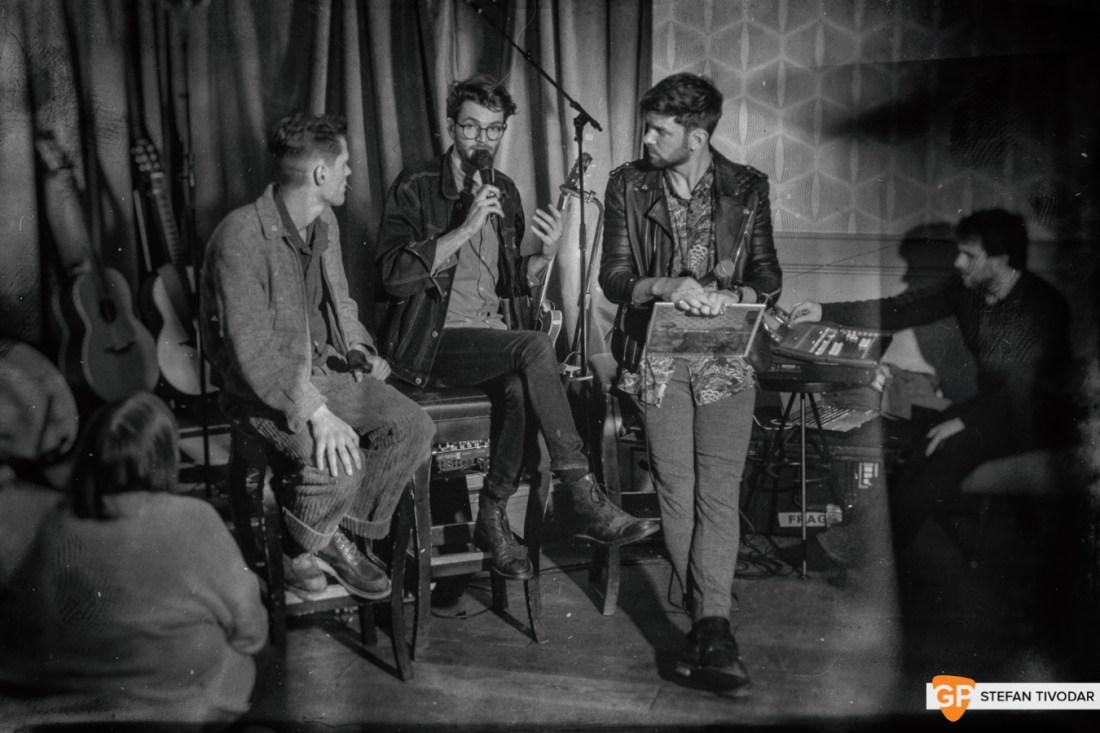 Hudson Taylor pre-album launch Whelans Dublin February 2020 Tivodar 2