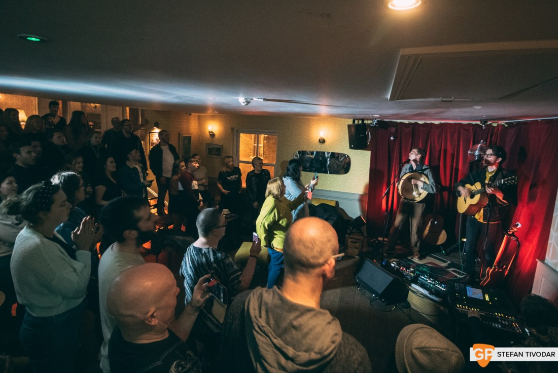 Hudson Taylor pre-album launch Whelans Dublin February 2020 Tivodar 30