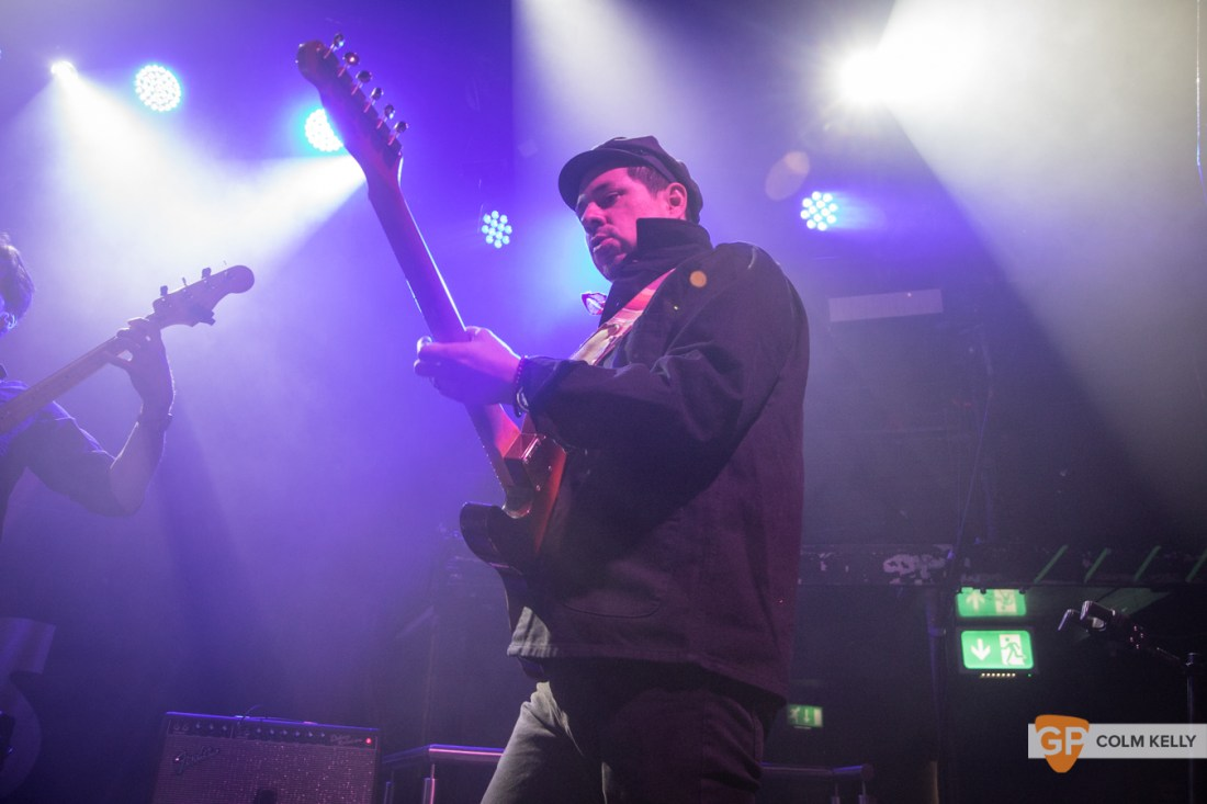 The Black Pumas at The Academy, Dublin 5.2.2020 Copyright Colm Kelly_1021-2