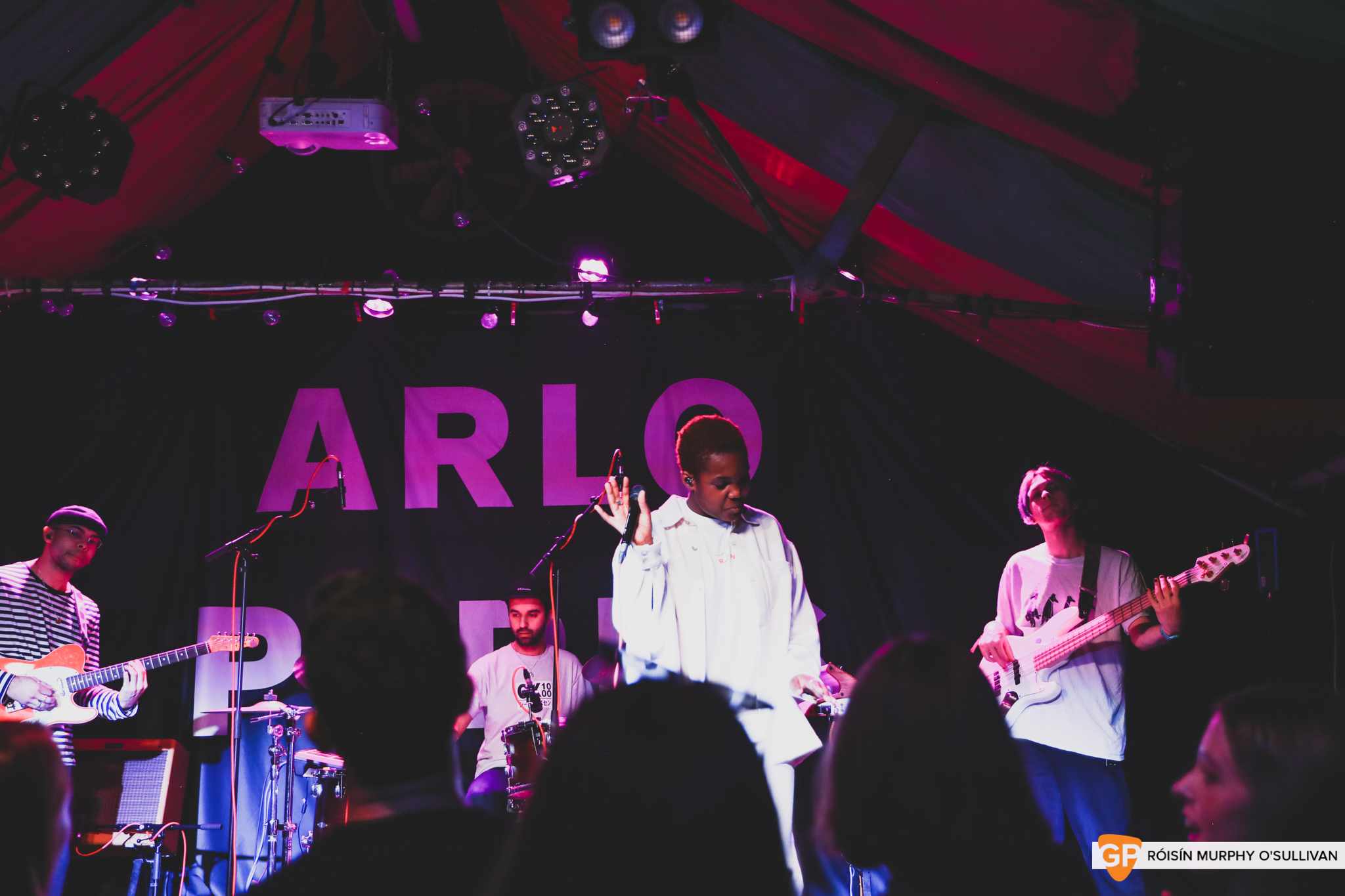 Arlo Parks in The Grand Social by Roisin Murphy O'Sullivan (13 of 13)