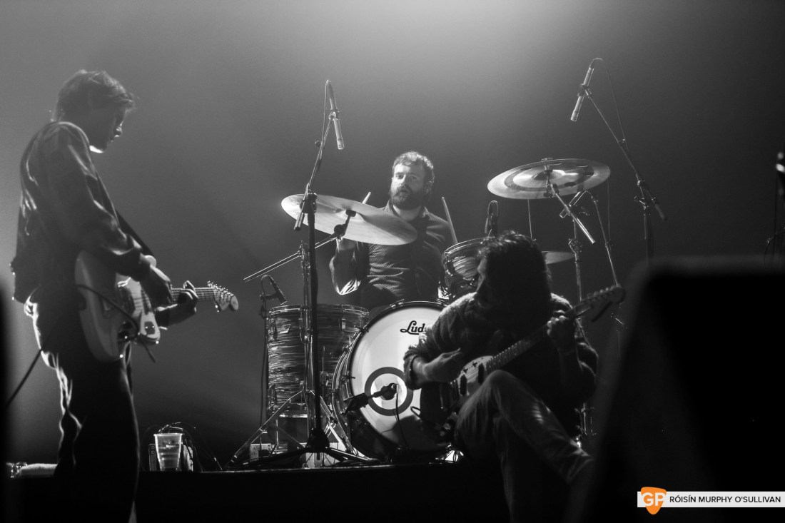 Fontaines D.C in The Olympia by Roisin Murphy O'Sullivan (17 of 21)