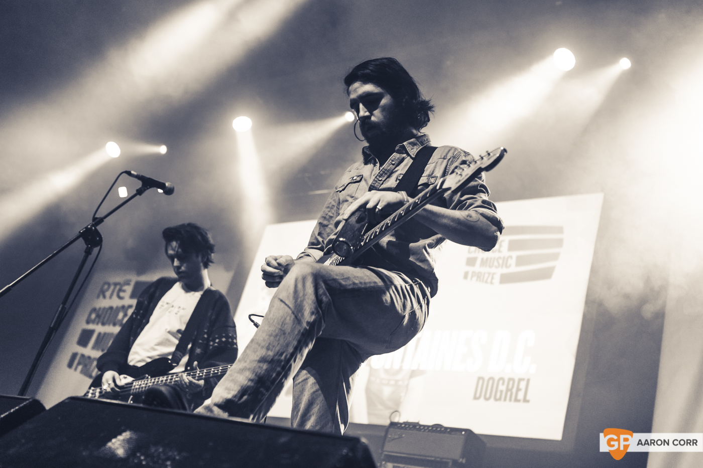 Fontaines DC at Choice Music Prize 2020 in Vicar Street, Dublin on 05-Mar-20 by Aaron Corr-2689