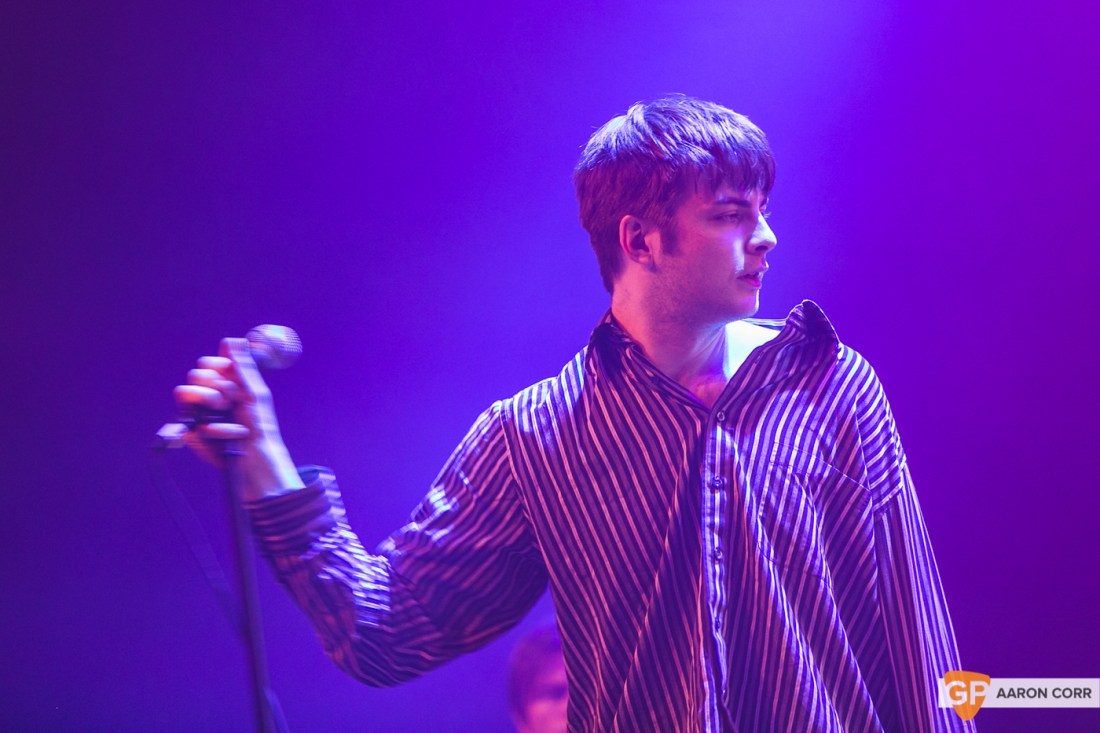 Fontaines DC at Choice Music Prize 2020 in Vicar Street, Dublin on 05-Mar-20 by Aaron Corr-5474
