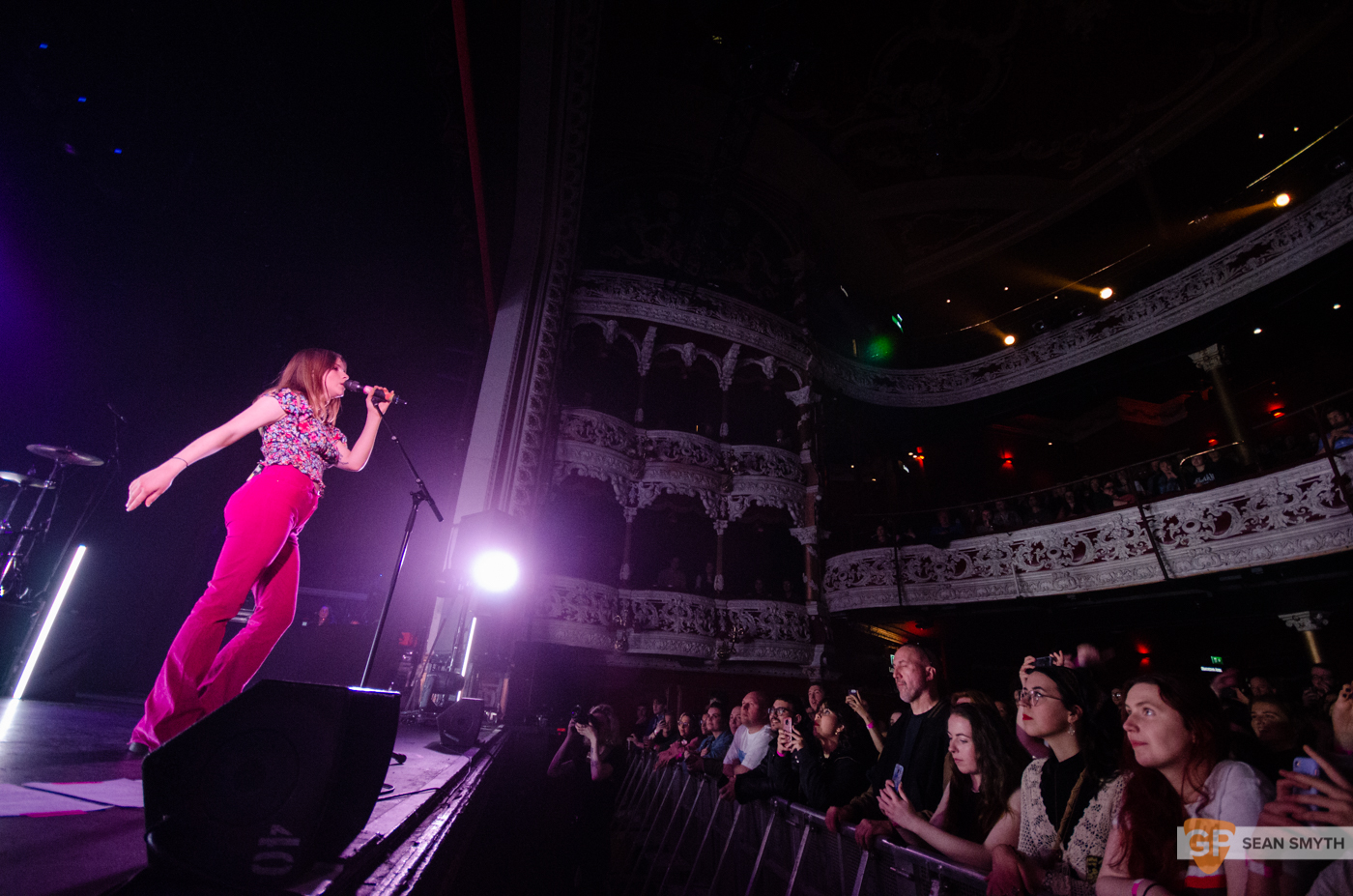 Gabrielle Aplin at The Olympia Theatre, Dublin by Sean Smyth (10-02-20) (5 of 16)