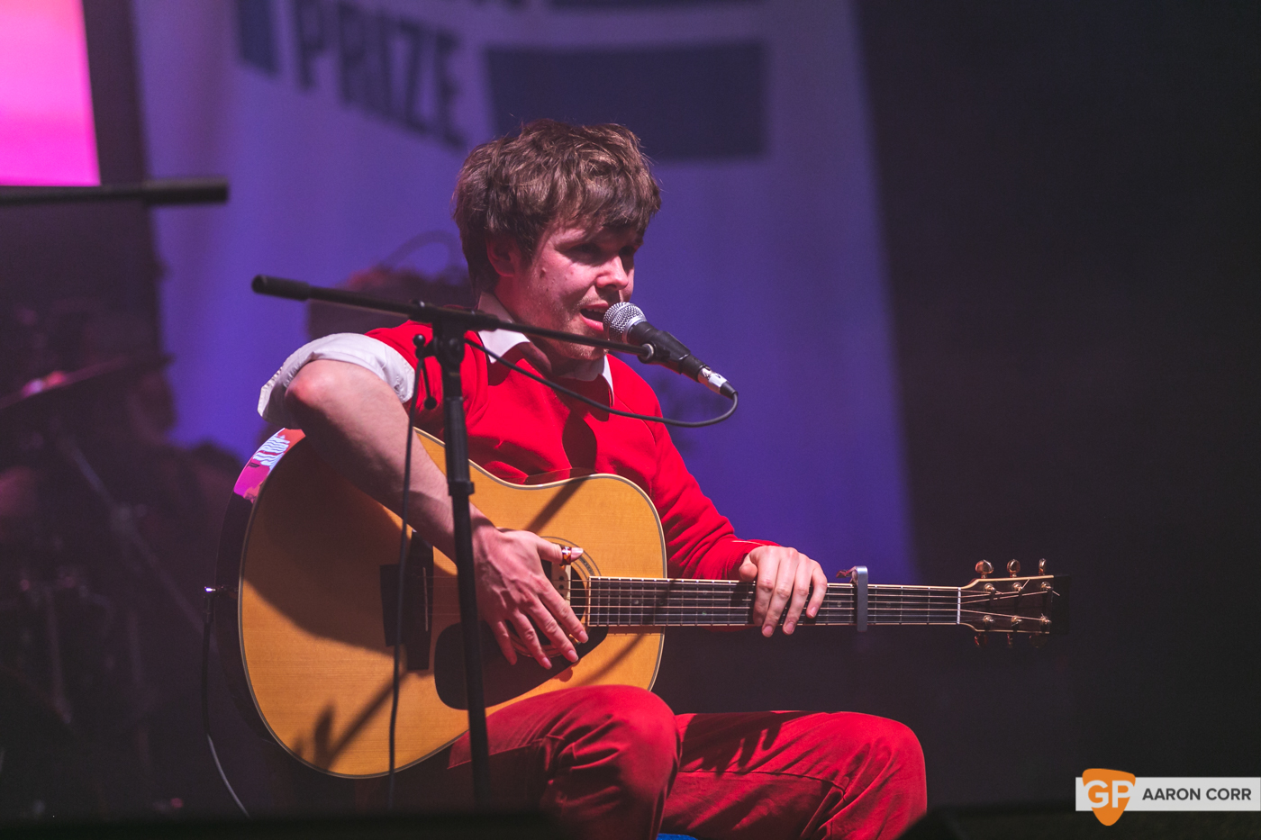 Junior Brother at Choice Music Prize 2020 in Vicar Street, Dublin on 05-Mar-20 by Aaron Corr-5041