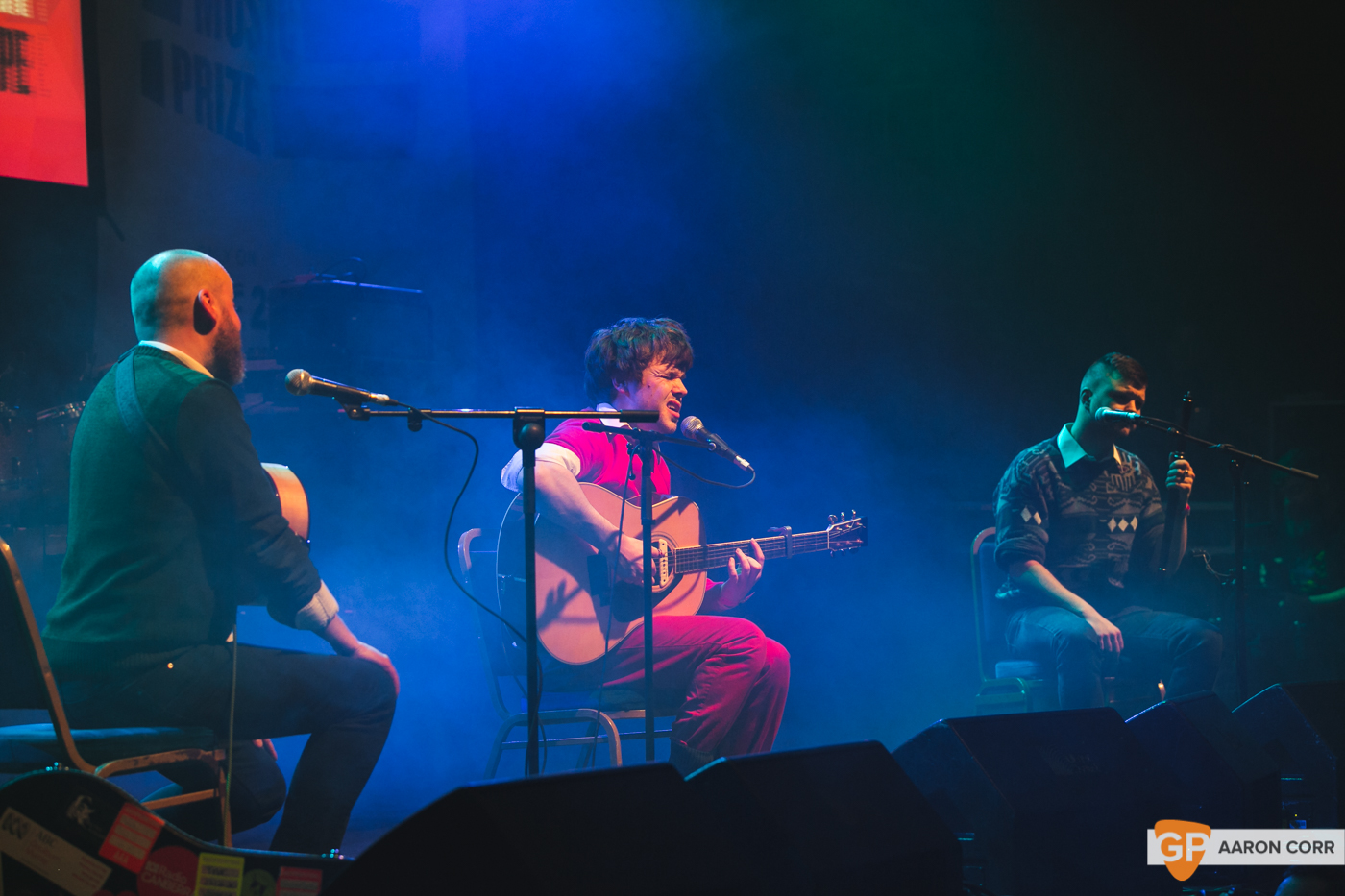 Junior Brother at Choice Music Prize 2020 in Vicar Street, Dublin on 05-Mar-20 by Aaron Corr-5057