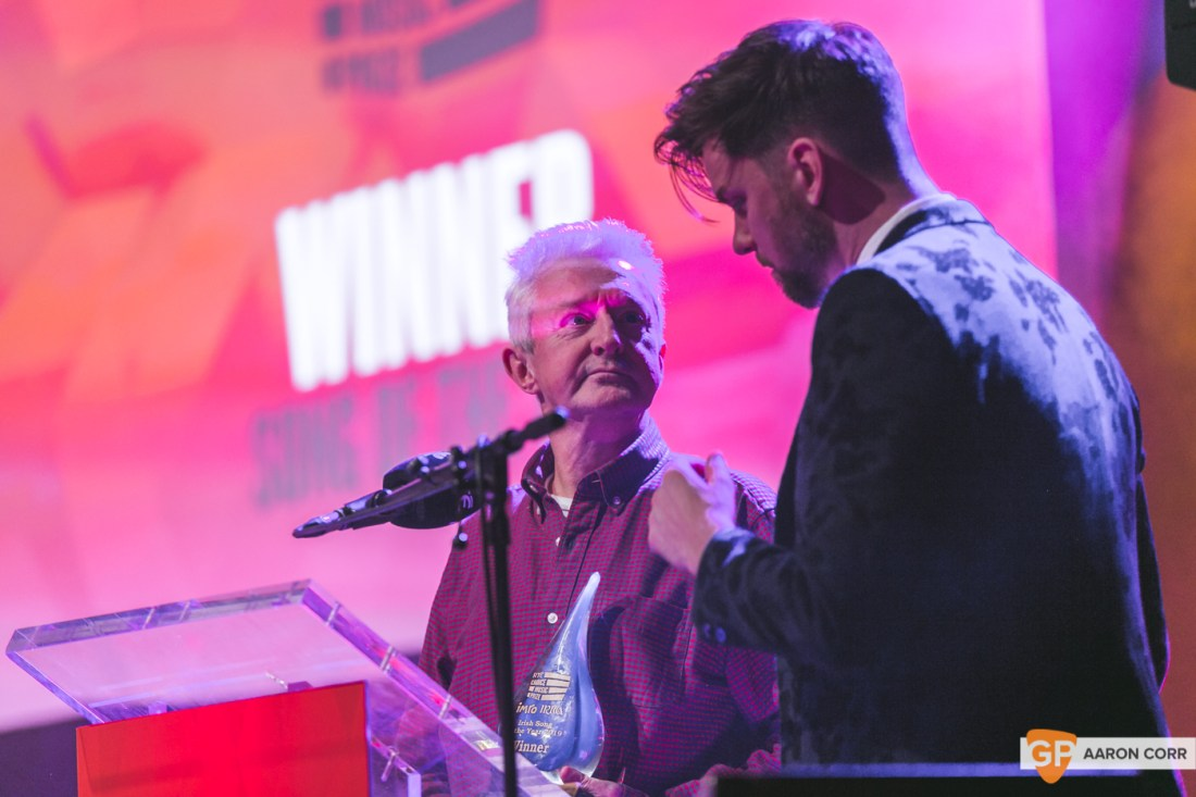 Louis Walsh at Choice Music Prize 2020 in Vicar Street, Dublin on 05-Mar-20 by Aaron Corr-5248
