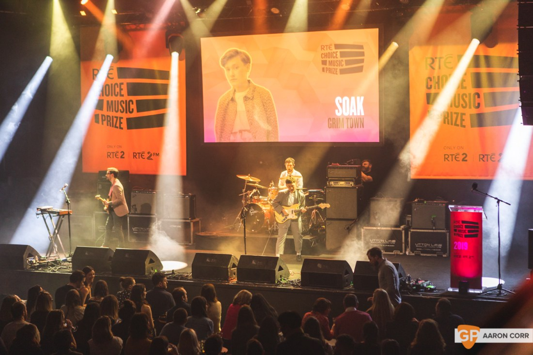 Soak at Choice Music Prize 2020 in Vicar Street, Dublin on 05-Mar-20 by Aaron Corr-2520