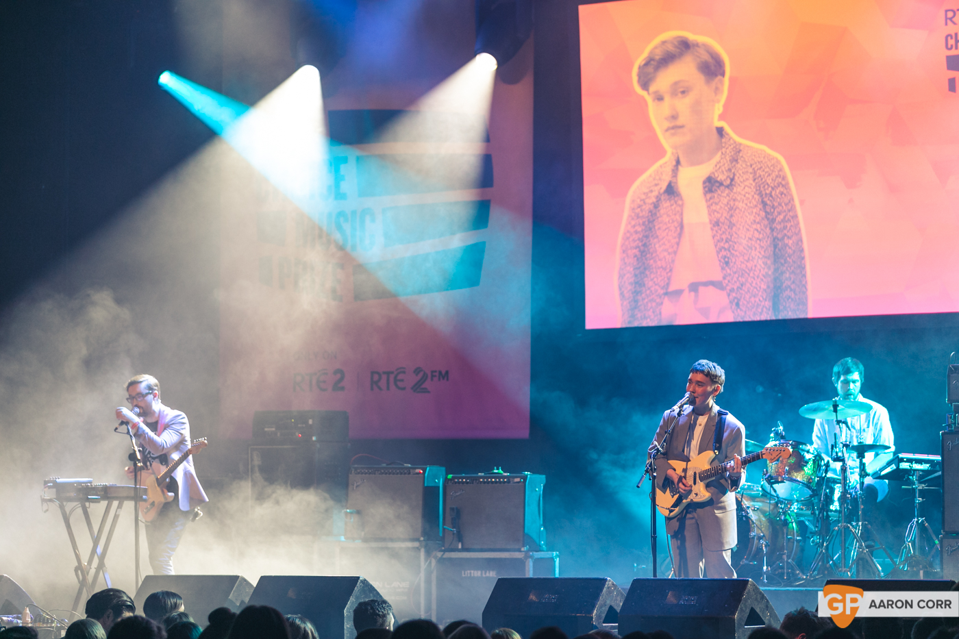 Soak at Choice Music Prize 2020 in Vicar Street, Dublin on 05-Mar-20 by Aaron Corr-5015