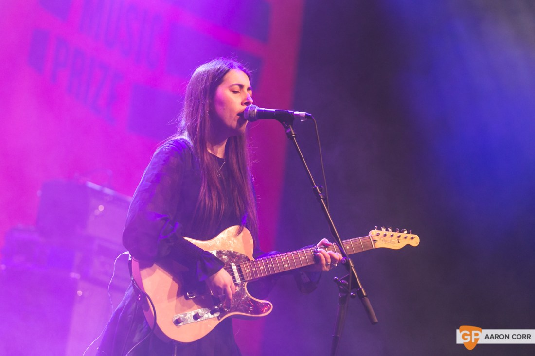 Sorcha Richardson at Choice Music Prize 2020 in Vicar Street, Dublin on 05-Mar-20 by Aaron Corr-5297