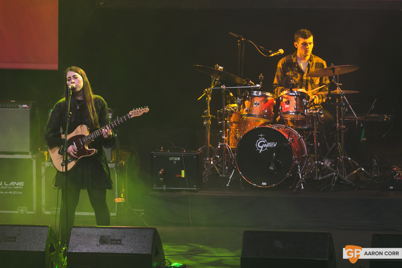Sorcha Richardson at Choice Music Prize 2020 in Vicar Street, Dublin on 05-Mar-20 by Aaron Corr-5309