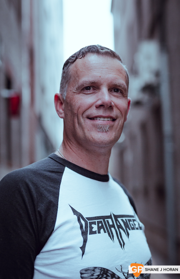 Richie Duhig, Metal Cell, Cork, 18-06-20-1