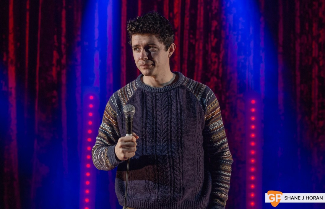The CoCo Christmas Comedy Show pt1, Bernard Casey, Kino, Cork, Shane J Horan, 20-12-20-2