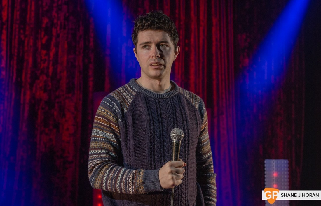 The CoCo Christmas Comedy Show pt1, Bernard Casey, Kino, Cork, Shane J Horan, 20-12-20-3
