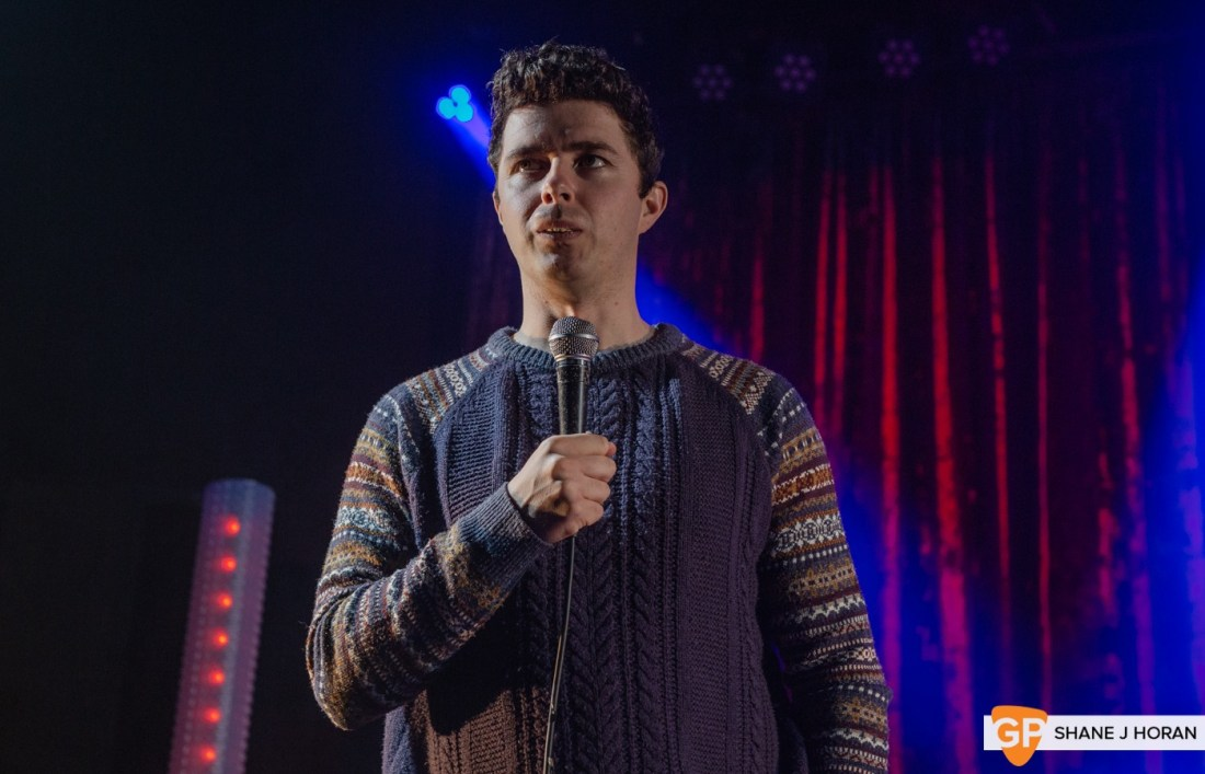 The CoCo Christmas Comedy Show pt1, Bernard Casey, Kino, Cork, Shane J Horan, 20-12-20-5