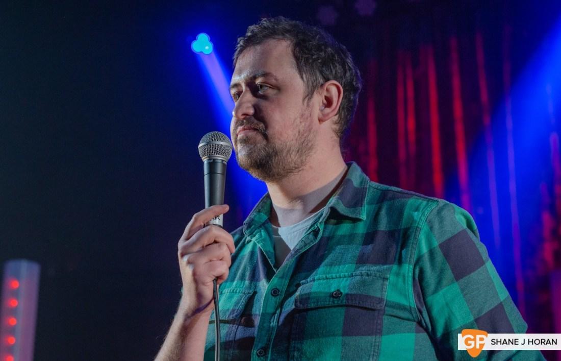 The CoCo Christmas Comedy Show pt1, Darragh Murphy, Kino, Cork, Shane J Horan, 20-12-20-3