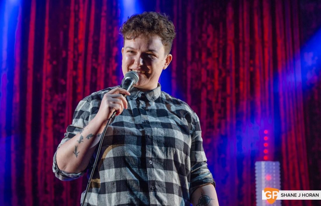 The CoCo Christmas Comedy Show pt1, Sinead Walsh, Kino, Cork, Shane J Horan, 20-12-20-1