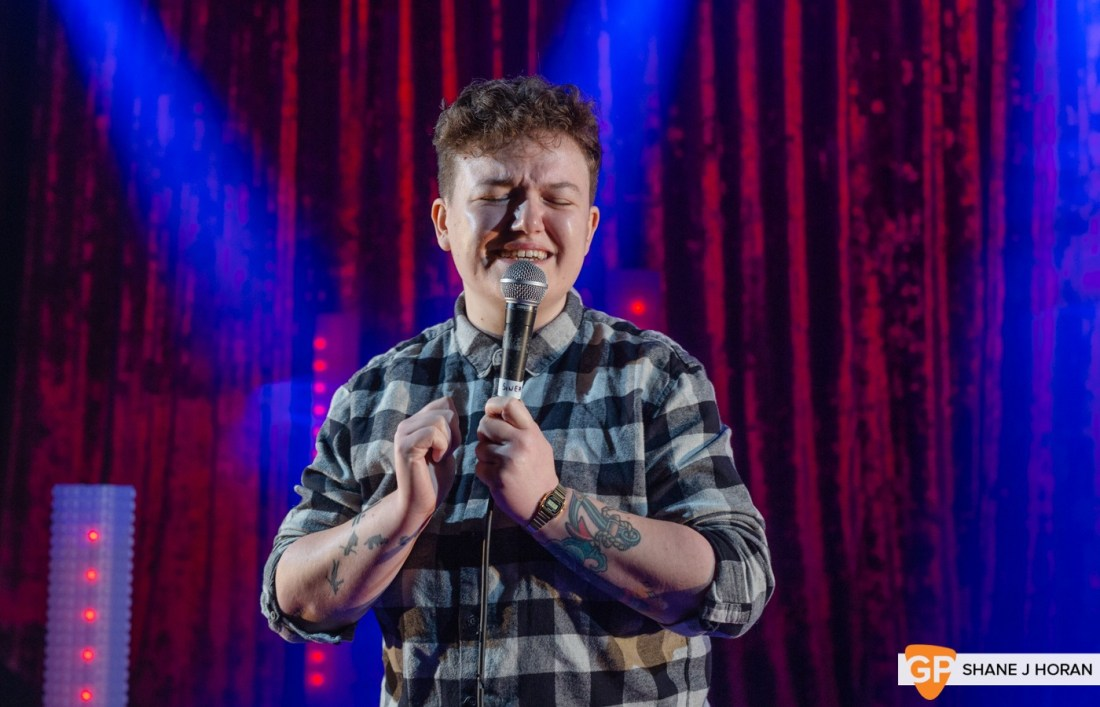 The CoCo Christmas Comedy Show pt1, Sinead Walsh, Kino, Cork, Shane J Horan, 20-12-20-3