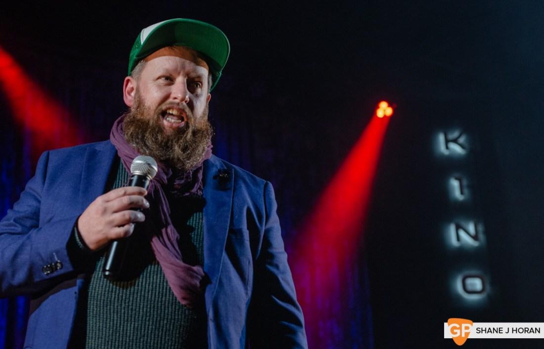 The CoCo Christmas Comedy Show pt2, Cornelius Patrick O' Sullivan, Kino, Cork, Shane J Horan, 20-12-20-2