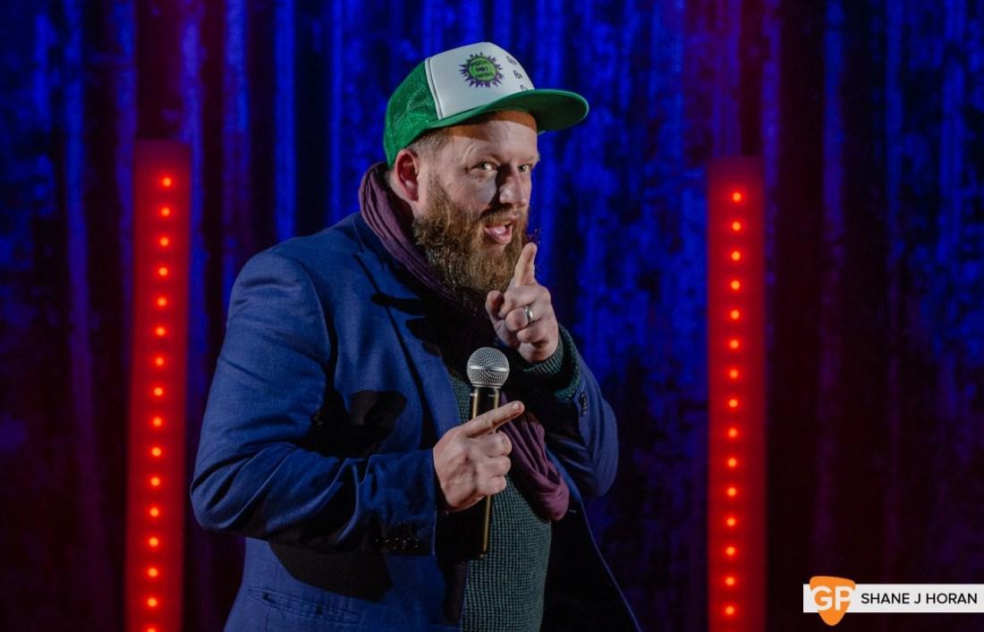 The CoCo Christmas Comedy Show pt2, Cornelius Patrick O' Sullivan, Kino, Cork, Shane J Horan, 20-12-20-8