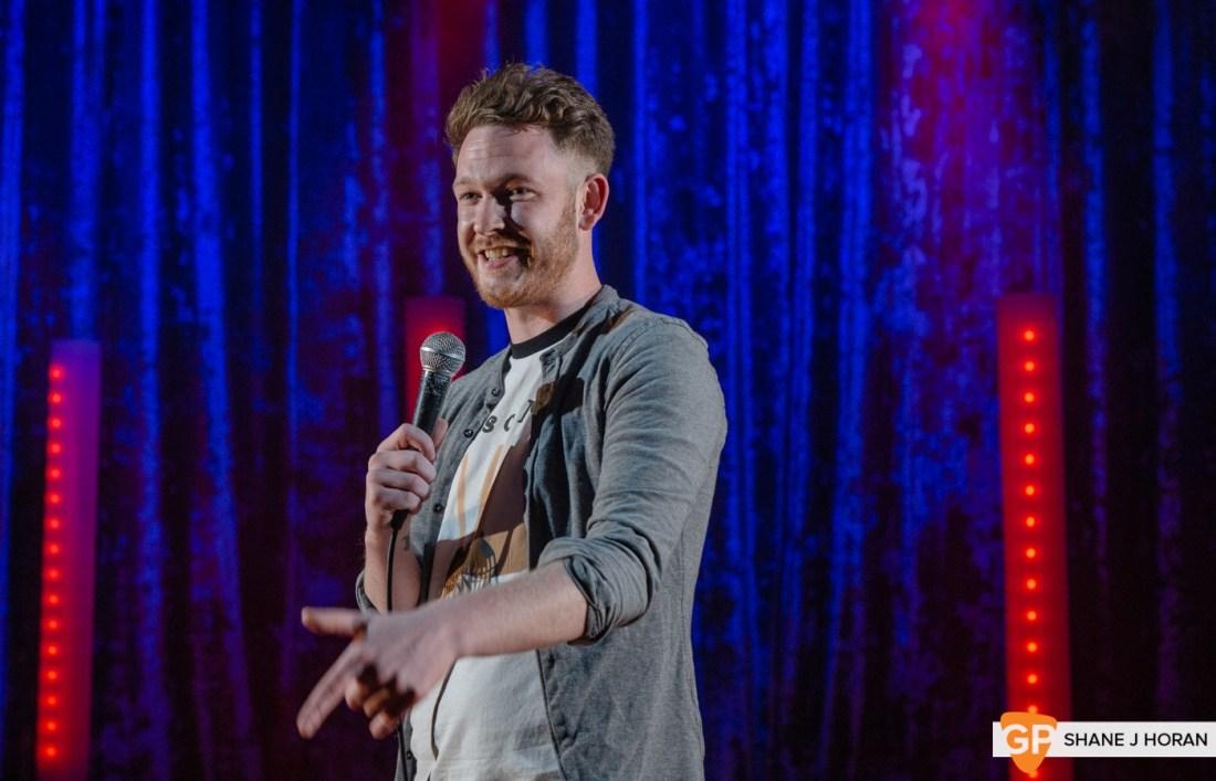The CoCo Christmas Comedy Show pt2, Mike Morgan, Kino, Cork, Shane J Horan, 20-12-20-2