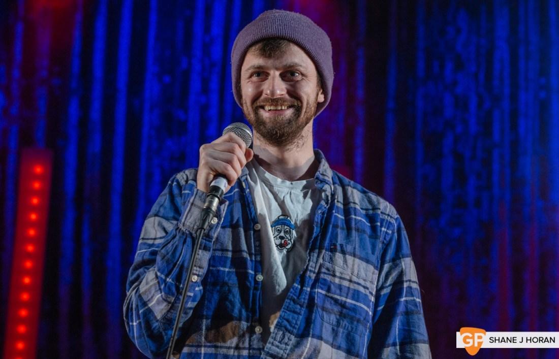 The CoCo Christmas Comedy Show pt2, Richy Sheehy, Kino, Cork, Shane J Horan, 20-12-20-3