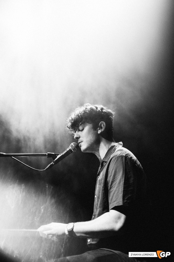 Dan Elliott live at The Button Factory photographed by Zyanya Lorenzo.