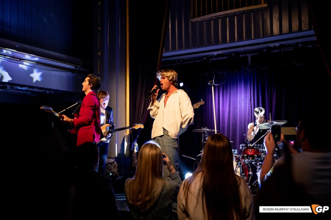Wild Youth in the Set Theatre