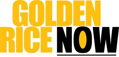 Golden rice now!